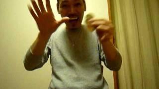 3 fly Akira's routine