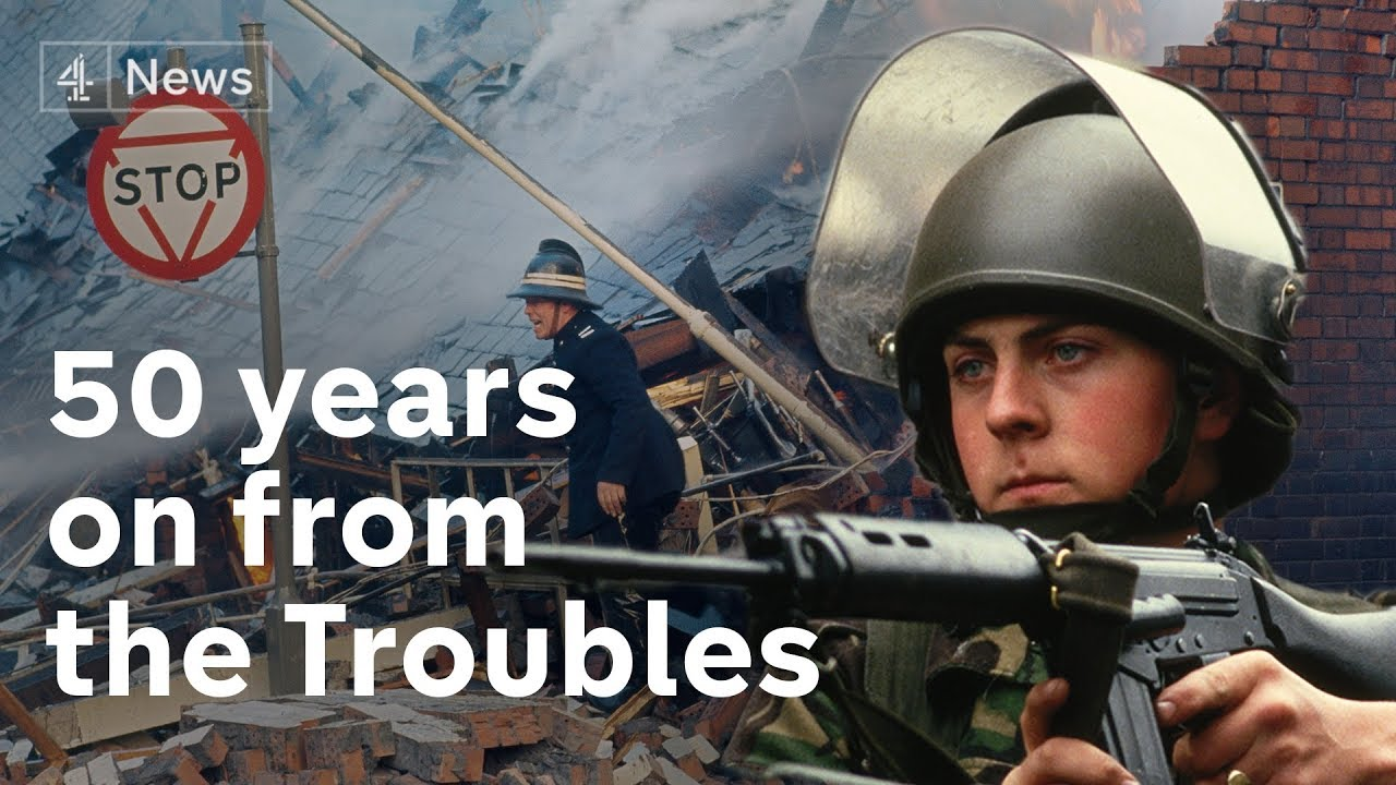 Download 50 Years on from the Troubles – many fear a return to violence
