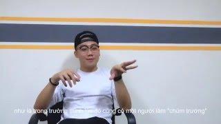 Phỏng vấn diễn viên PHIM CẤP 3 - GINÔ TỐNG