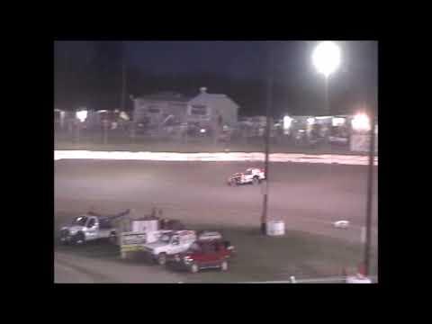 Eagle Raceway Sport Mod A Feature on 8-12-2017