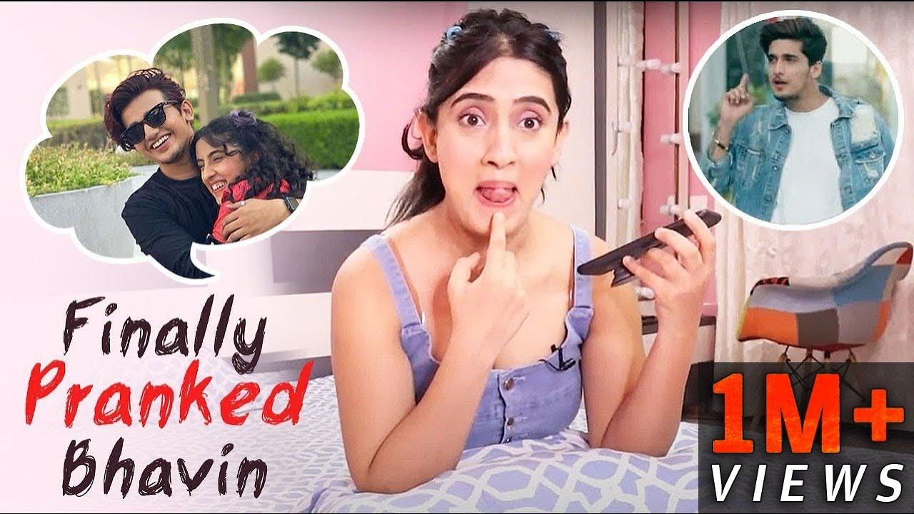Download I Finally Pranked Bhavin - Sameeksha Sud | Vishal Pandey | Teentigada