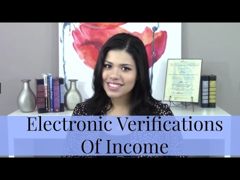 Electronic Verification's of Income | Compliance Best Practice