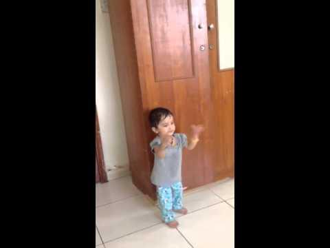 Dance 1year baby girl ankita