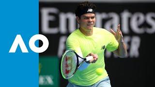 Download Milos Raonic vs Marin Cilic - Match Highlights (4R) | Australian Open 2020 Mp3 and Videos