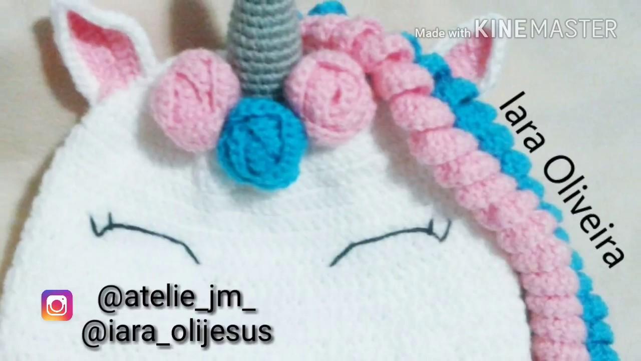 PDF Mini Unicorn Crochet Pattern Unicorn Amigurumi   Etsy   720x1280