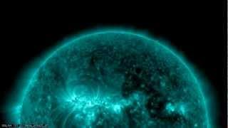 NASA SDO - Transit of Venus, 131 Angstrom