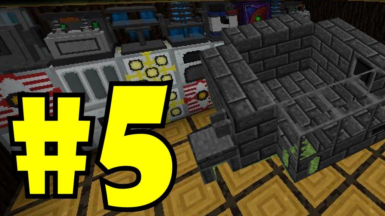 Minecraft Industrial 5 M 225 Quinas Autom 225 Ticas