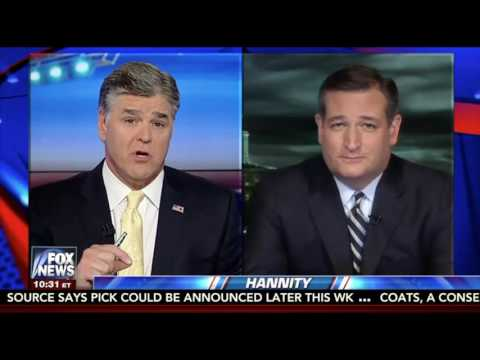 Ted Cruz: Term Limits Most Effective Way to Drain the Swamp