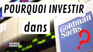 Action Goldman Sachs Gagnante Des Banques Américaines ? [Investir En Bourse]