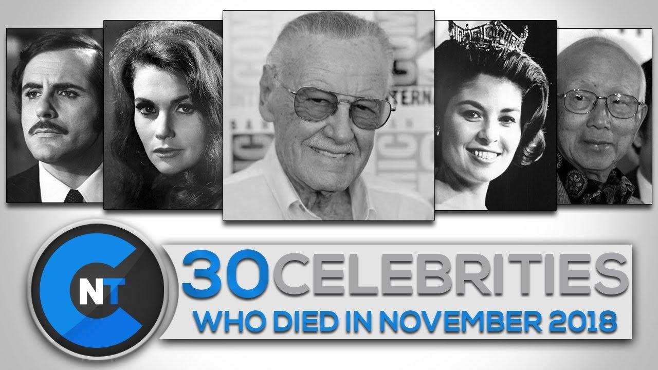 November 24 Famous Deaths list - Holiday calendar
