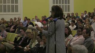 SCRA Special Community Meeting 2019 10 01 Comments 1
