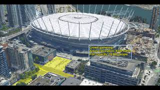 Vancouver stadium security plan