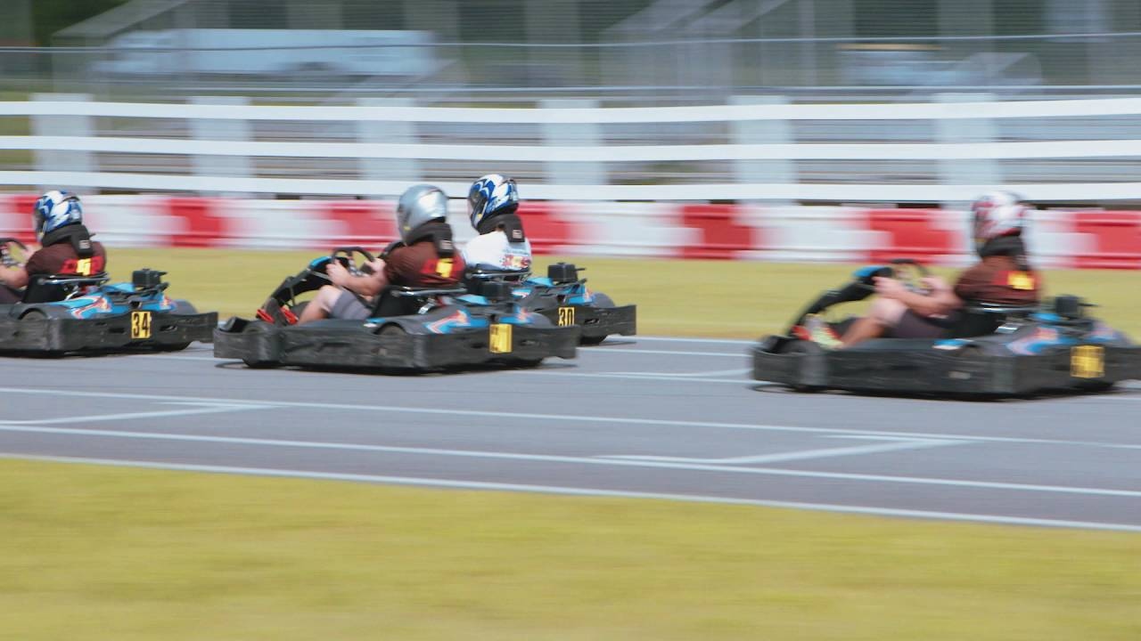 How to Overtake in Karting