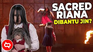 TERBONGKAR Sudah! Rahasia Penampilan Pesulap Sacred Riana di Amerika Got Talent