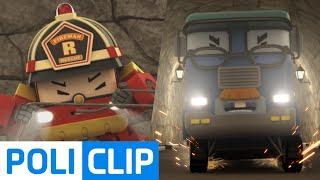 Catch the Truck X | Robocar Poli Clips
