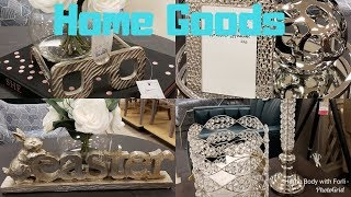 Shop with me Home Goods 💎🏠Spring Glam ZGallerie Dupe