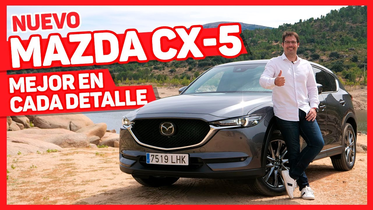 Download Nuevo Mazda CX-5: Mejor en cada detalle