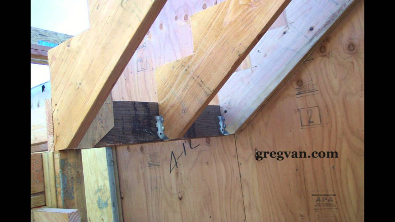 Five Useful Ways To Connect Stair Stringers   Stairway Construction    YouTube