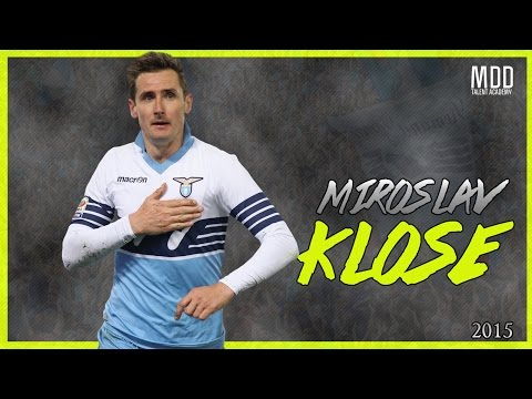Miroslav Klose | S.S.Lazio | Goals, Skills, Assists | 2015 - HD