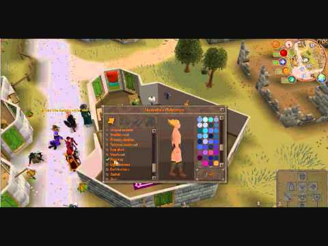 Runescape How-To: get naked - YouTube