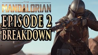 """THE MANDALORIAN Episode 2 Breakdown, Theories, and Details You Missed! """"The Child"""""""