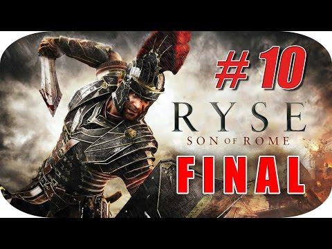 Ryse: Son of Rome - Gameplay Español - Capitulo 10 Final - Hijo de Roma