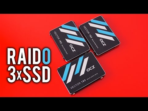 RAID 0 with OCZ SSDs - Real Time Setup & Benchmarks