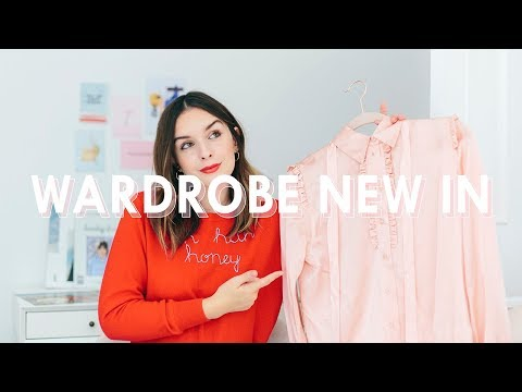 LATE SUMMER WARDROBE NEW IN | What Olivia Did