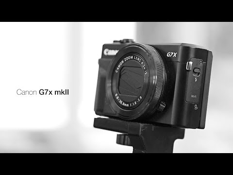 Canon G7x mkII Vlogging Camera a 6 Month Review - Gear Matters ep1