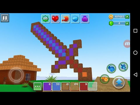 Exploration Lite Craft 'CanadaDroid' Android Gameplay #17 | Learn How To Make A Beautiful Sword |