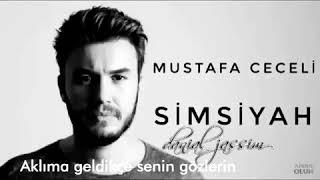 Mustafa ceceli/simsiyah Video