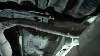 боевые шрамы автомобиля...
