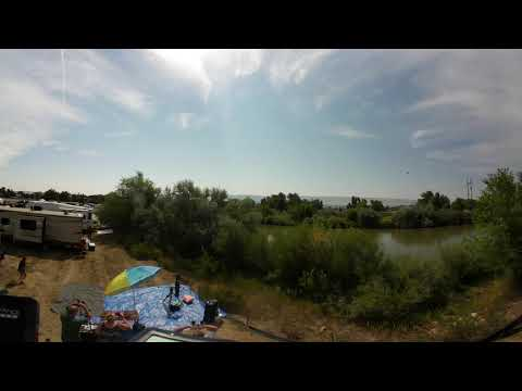 360view Short Video Total Solar Eclipse Casper WY 2017