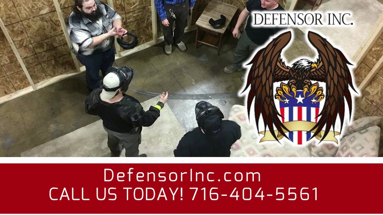 Defensor Inc Grand Island Ny Gun Certification And Safety