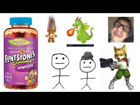 Davey And Kyle's *EPIC* Quest For The Flintstones Vitamins