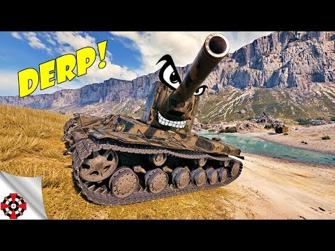 World of Tanks - Funny Moments | Time to DERP! (WoT derp,  January 2019) thumbnail