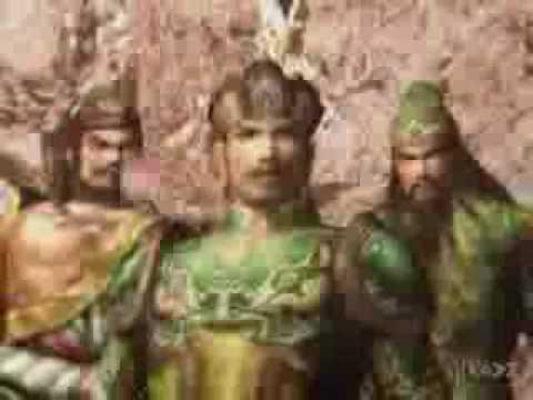 Chapter 1 -  The Kingdom of Shu