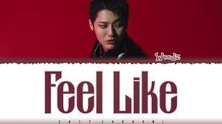 Download WOODZ - 'FEEL LIKE' Lyrics [Color Coded_Han_Rom_Eng]