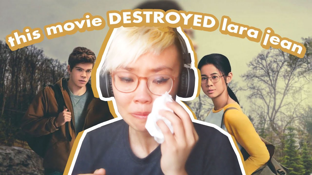 """Download I cried my eyes out watching """"The Half Of It""""  😭 (Movie Reaction)"""