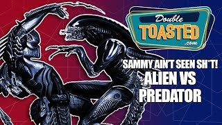 ALIEN VS PREDATOR - MOVIE REVIEW HIGHLIGHT - Double Toasted