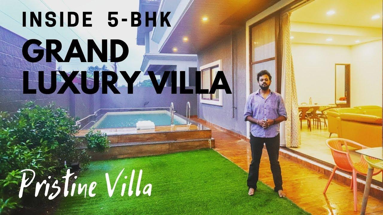 Pristine Villa Lonavla, Luxury Villa In India, Better Than Mumbai Luxury Apartments?