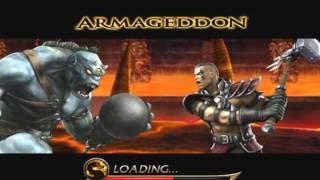 Mortal Kombat Armageddon - Moloch Arcade Ladder