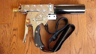 My homemade .410 staple gun (K-441)