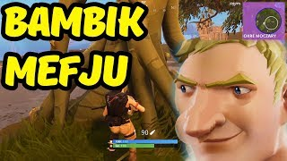 MOJE POCZĄTKI w FORTNITE! - Random Moments #1