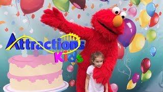 Celebrating Elmo's Birthday Weekend at SeaWorld Orlando