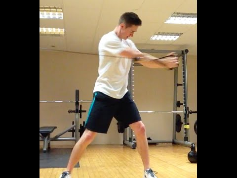 Circuit Training: Golf Fitness
