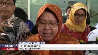 "Risma ""Ogah"" Tinggalkan Surabaya"