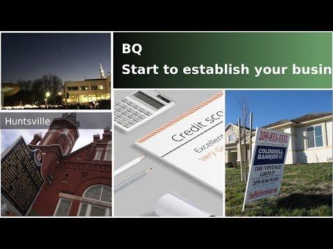 Business Credit Builder-Huntsville Alabama-Credit Bureau-Business