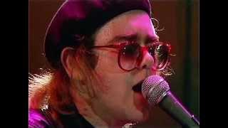 Elton John - Rocket Man (Live at Wembley Empire Pool 1977) HD