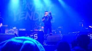 Patent Pending - One Less Heart To Break (Live O2 Academy Glasgow 15/10/13)